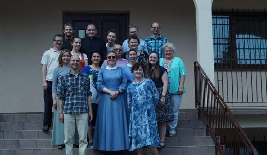 Uwielbiać Jezusa Chrystusa, naszego Pana! Zakończenie VII edycji Szkoły Liturgicznego Animatora Muzycznego