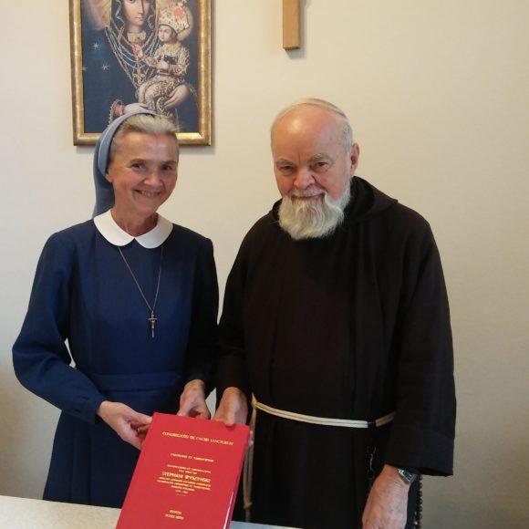 Kard. Stefan Wyszyński i s. Nulla, Uczennica Krzyża