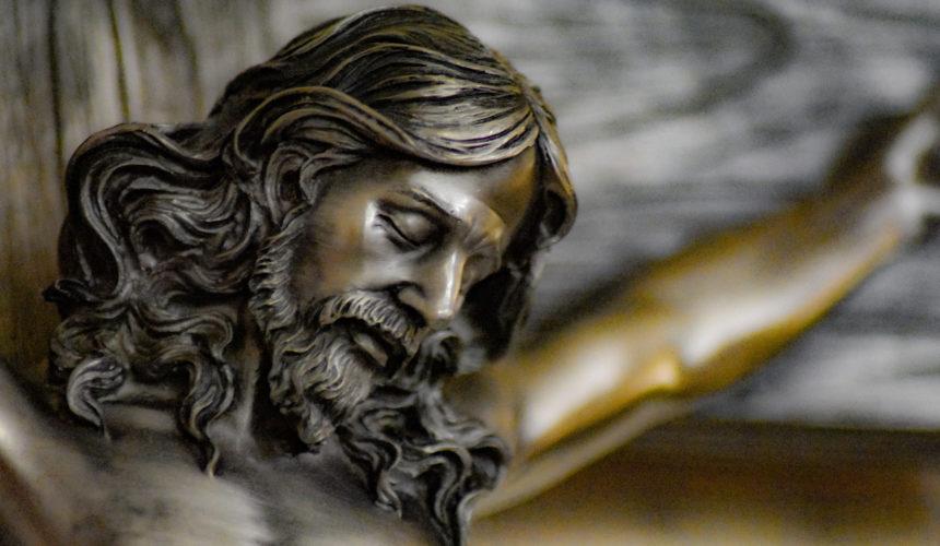 DROGA KRZYŻOWA z Uczennicami Krzyża. STACJA XIII: ZDJĘCIE Z KRZYŻA
