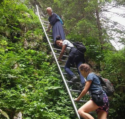 Świadectwa uczestniczek z rekolekcji z chodzeniem po Tatrach – lipiec 2017