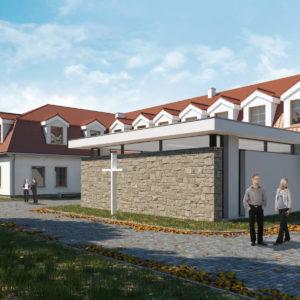 Zbiórka na okna – budowa domu rekolekcyjnego w Czmońcu