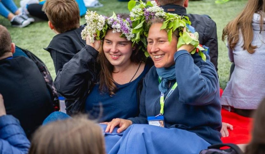 ADM Goleniów 2019 siostry u boku młodych