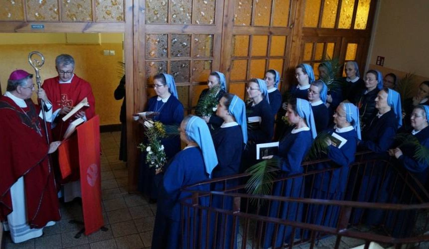 Niedziela Palmowa z Księdzem Arcybiskupem