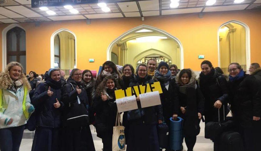 Echo ze spotkania Taize we Wrocławiu – świadectwa młodych