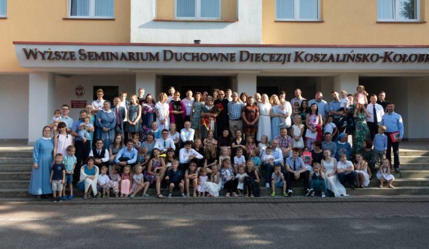 Rekolekcje z Rodzinami – czerwiec/lipiec 2019r. WSD Koszalin