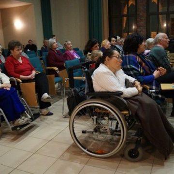 Rekolekcje i skupienia dla osób chorych i starszych