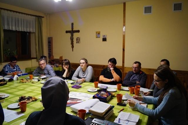 O śpiewie i modlitwie – czyli wielkopostne spotkanie absolwentów Szkoły Liturgicznego Animatora Muzycznego