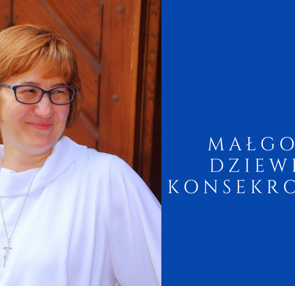 Małgorzata ze Wspólnoty Uczniów Krzyża w Szczecinie – dziewicą konsekrowaną