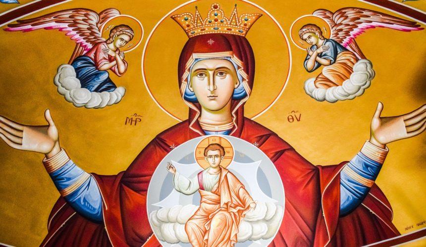 """Pieśń """"Matko moja"""" z litanią Uczennic Krzyża do Maryi"""