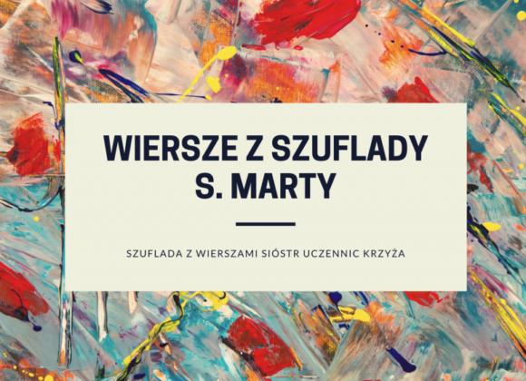 Szuflada z wierszami s. Marty, Uczennicy Krzyża