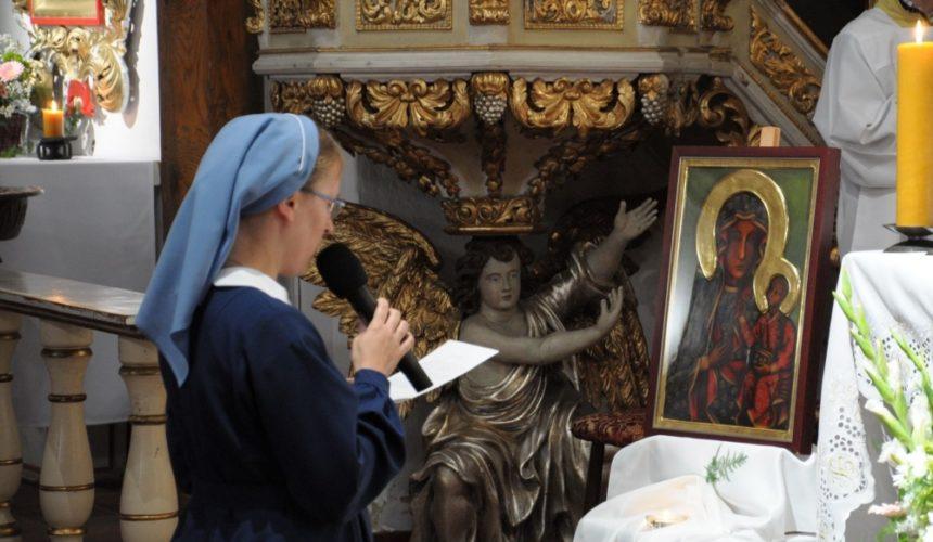 Śluby wieczyste s. Anny Marii od Jezusa Emmanuela